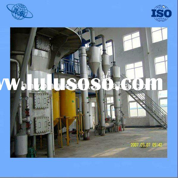 3-30 T/D small size batch type palm oil solvent extraction plant with ISO