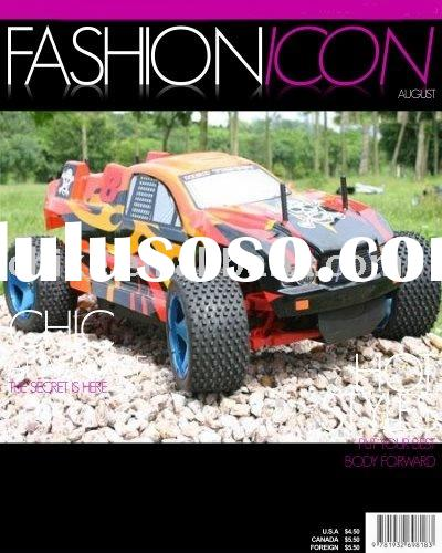 4WD R/C CAR, R/C toy, hobby toys,1/5 scale gas-powered truck