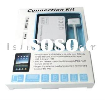 5 in 1 Camera Connection Kit SD TF MS &USB HUB
