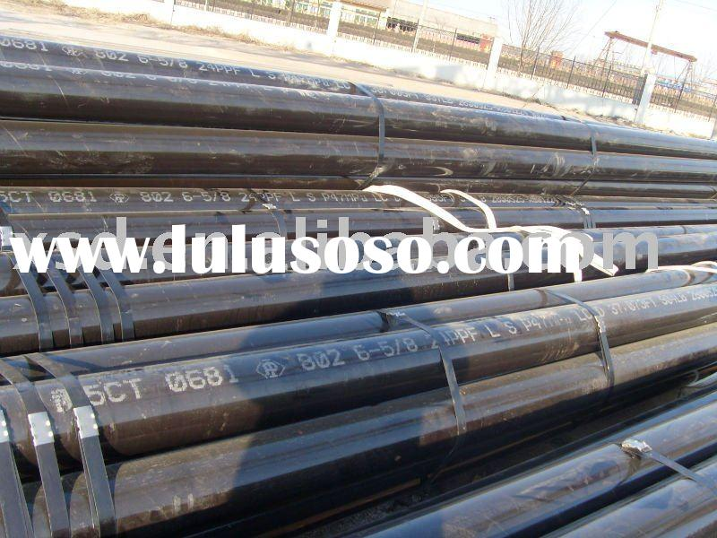 Carbon Seamless Steel Gas Pipe