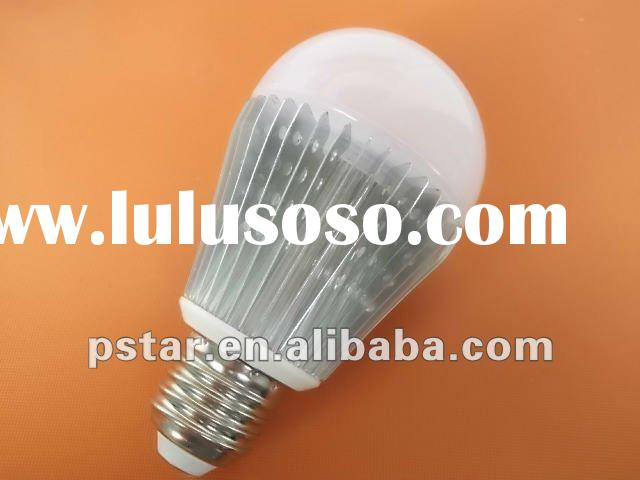 E27 high power LED Bulb lamp 5W dimmable
