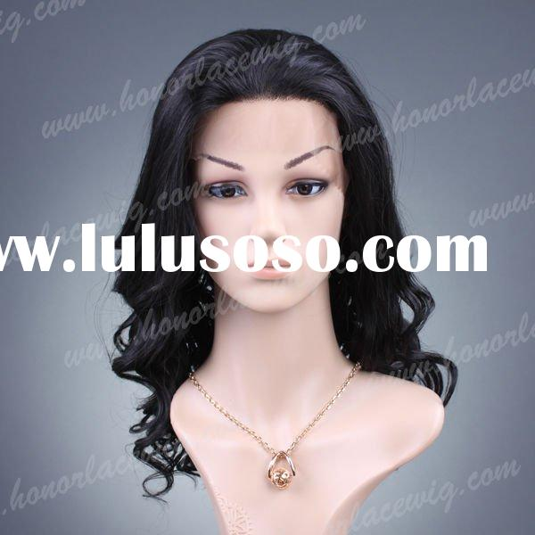 Fashion stock african american lace wigs