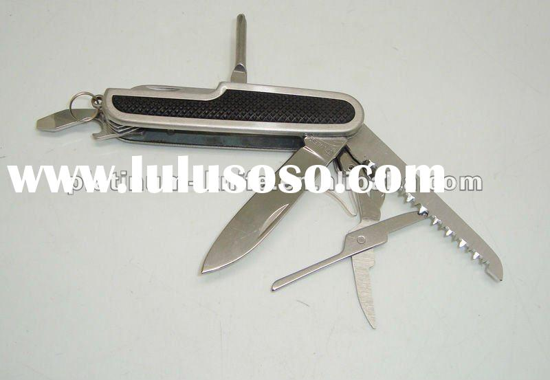 Hunary best selling multi knife with scissor and screwdrivers