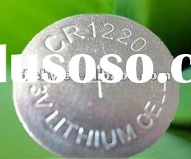 Lithium Manganese Button Cell Battery(CR Series)