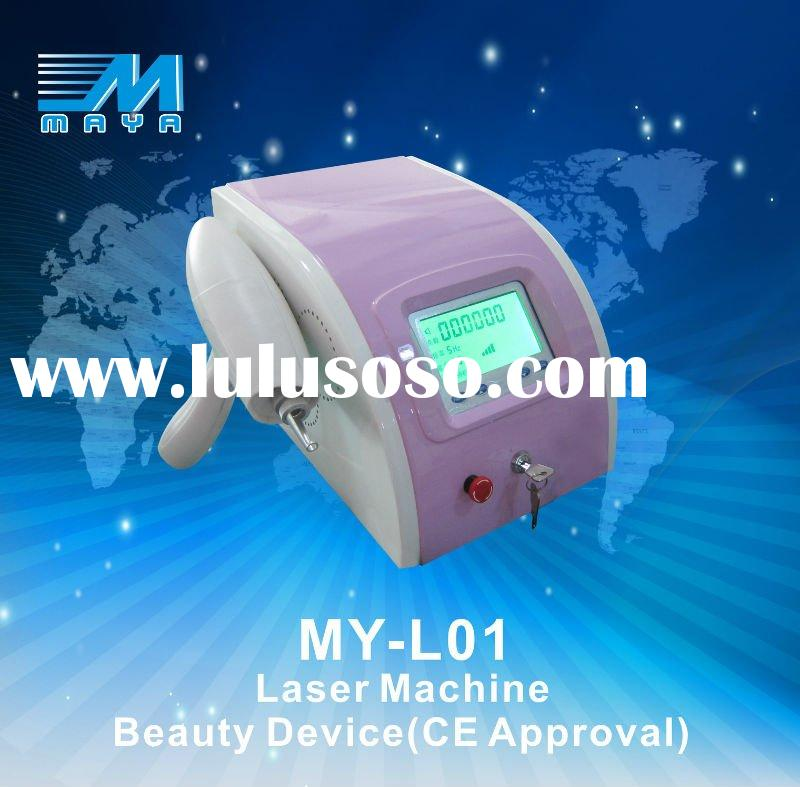 MY-L01 Portable IPL Laser Beauty Machine (with CE)