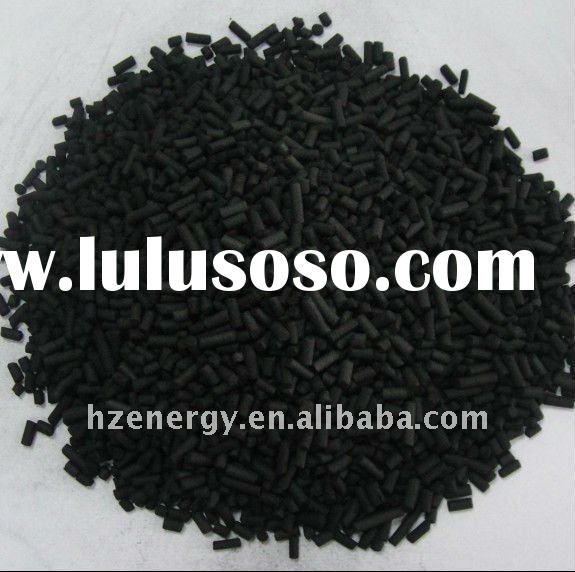 Pellet activated carbon for purifying air HNC3070