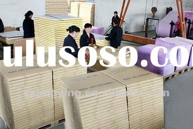carbonless paper roll in five colors with 100% wood pulp quality