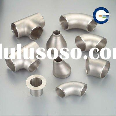 forged fitting stainless steel elbow 316L ASTM