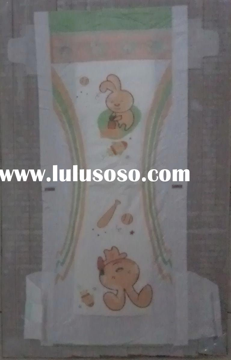 instant absorption & economic baby diaper cakes