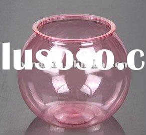 Clear plastic large fish bowls for sale price china for Large plastic fish bowl