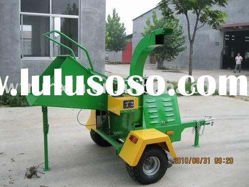 tree chipper shredder(PTO and self power)