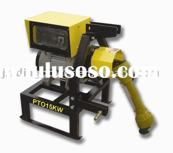15~75kw PTO GENERATOR power by tractor