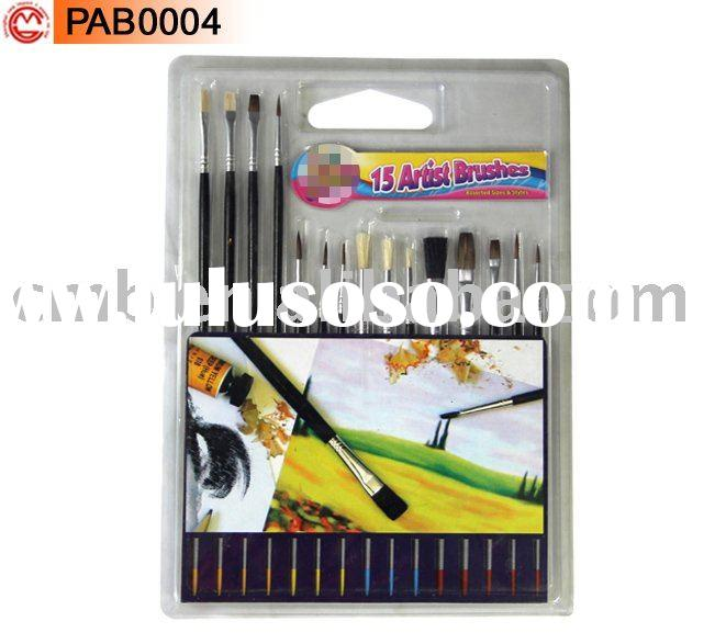 15 Artist Brushes paint brush