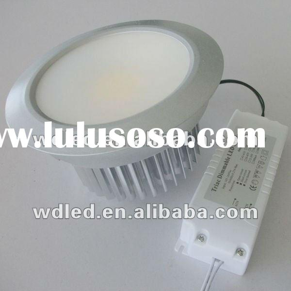 18W high quality Dimmable COB led downlight