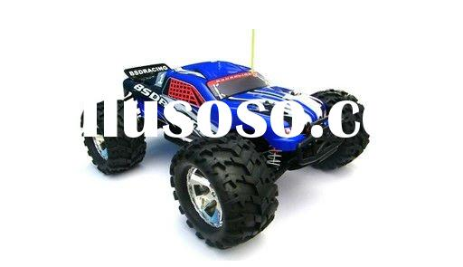 1/8 scale BSD 4WD RC EP brushless twin lipo monster Racing/Offroad truck rc car big foot car BS808T