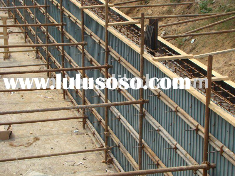 2011 best-price and green plastic formwork system