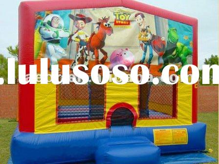 2012 Hot!!! Buzz & Toy Story inflatable bouncer for sale
