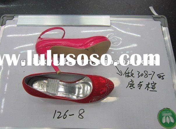 2012 NEW Cheap OEM designer lady high heels shoes women's high heeled shoes sandals slippers