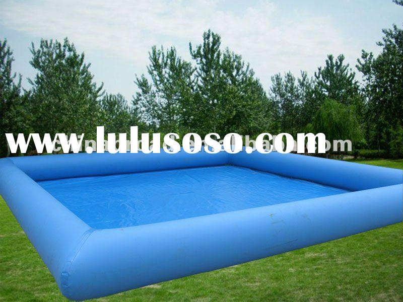 2012 best quality above ground swimming pool