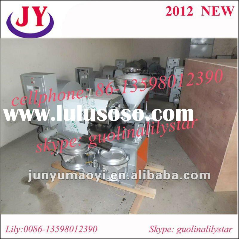 2012 new Home Use Small Style olive oil presses for sale