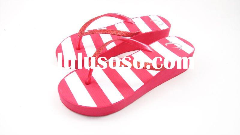 2012 new lady's EVA slippers/FLIP FLOP