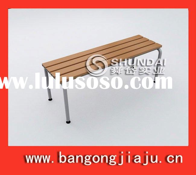 Wooden Bench With Drawers Seating With Cushion Storage