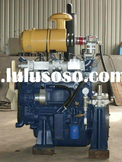 30kw Natural Gas Engine