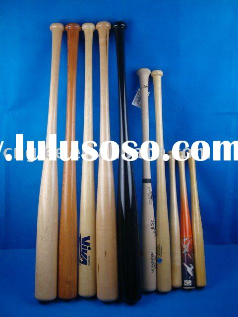 "34"" birch wood baseball bat"