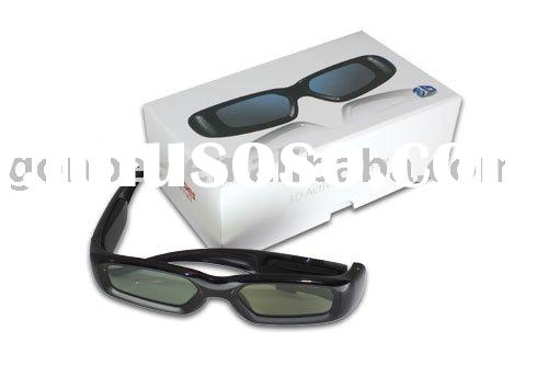 3D Universal Active Shutter TV Glasses for panasonic/Toshiba/Samsung