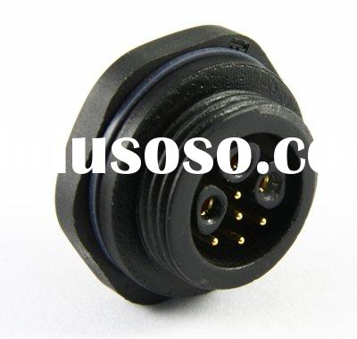 3+5Pin signal and power waterproof connector