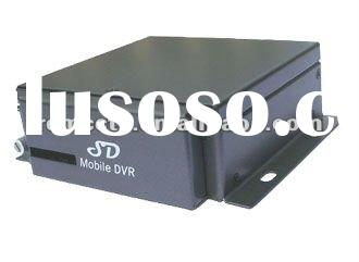 4channel SD card mobile DVR for automobile use