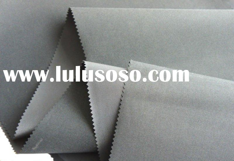 500D 100% polyester fabric PVC coated for geotextile/ fire retardant/tear-resistance