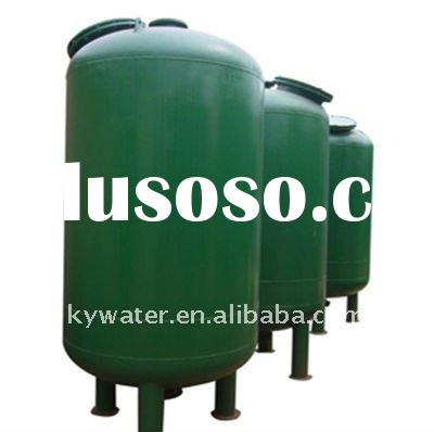 50T water treatment system sand water filter