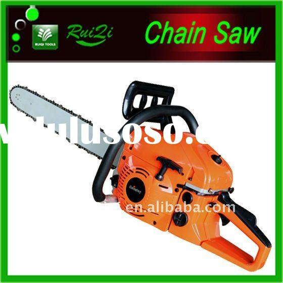 55cc gasoline chain saws,power petrol chainsaw garden tool