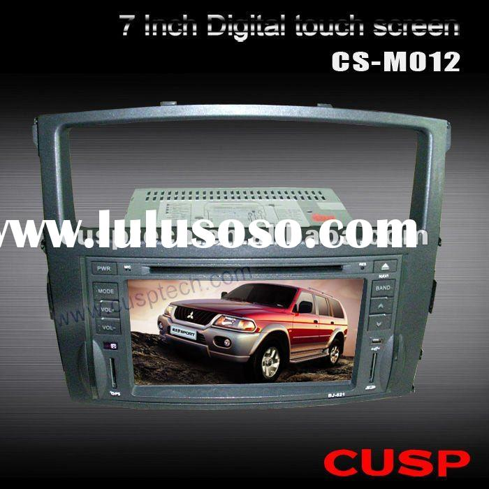 CAR DVD PLAYER TOUCH SCREEN FOR MITSUBISHI PAJERO