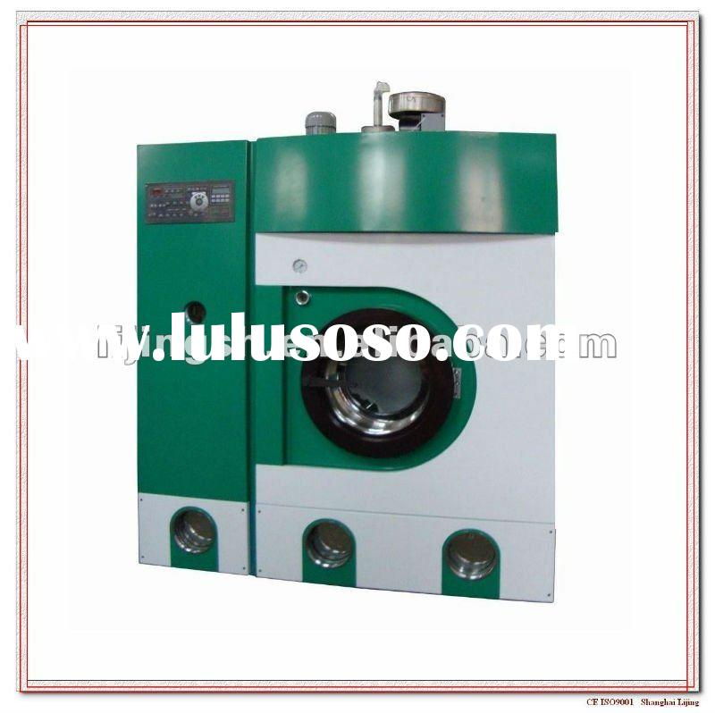 Commercial dry cleaning machine for laundry service used dry cleaning equipment