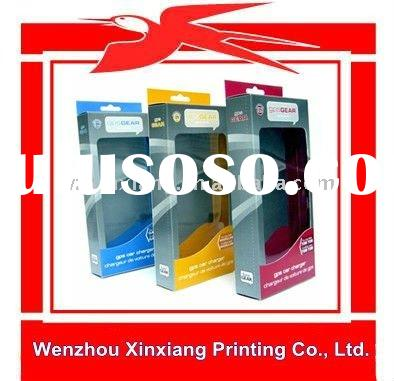 Customized Hanging Paper Box for Retail Packaging