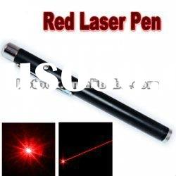 Free shipping! 5mW Ultra Powerful Red Laser Pointer Pen Beam Light
