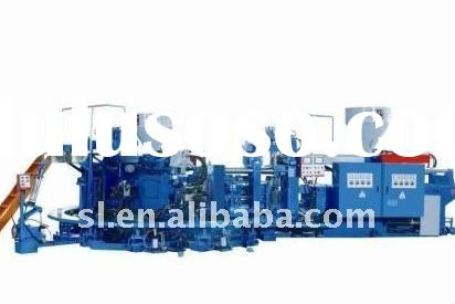 Fully Automatic Rotary System Two-Color Plastic Rain Boots Injection Moulding Machine
