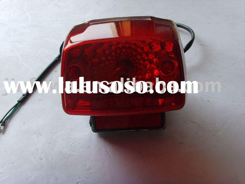 GN motorcycle lamp,Motorcycle parts, tail light, motorcycle rear blinker