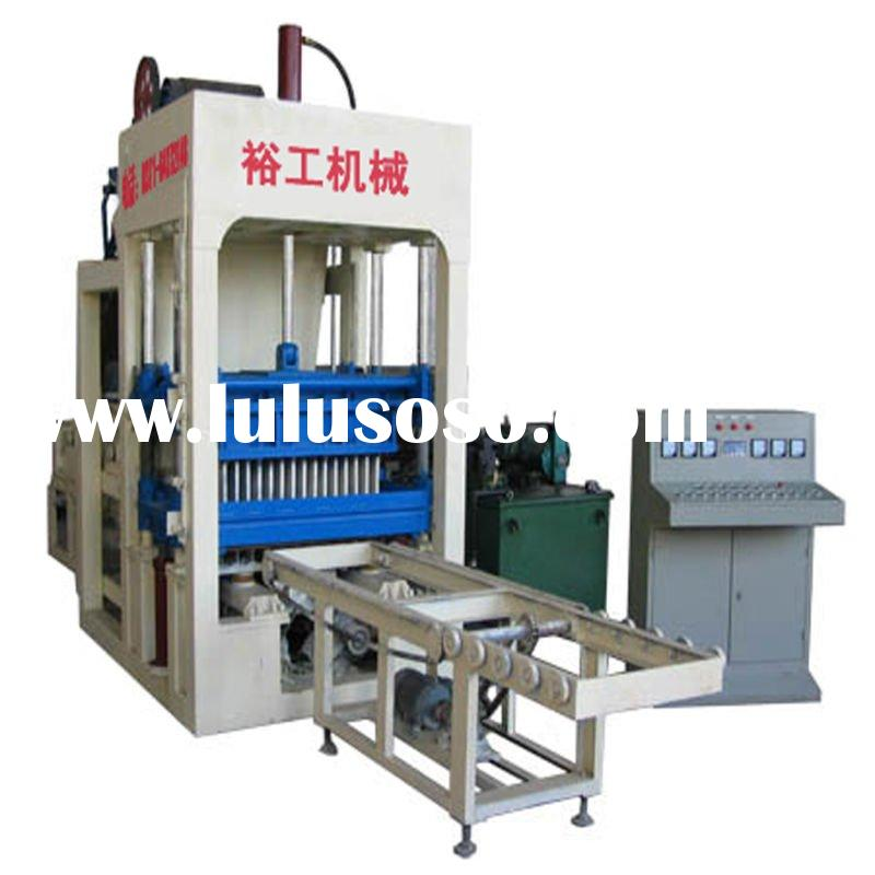 HOT SALE IN KENYA!BRICK FORMING MACHINE