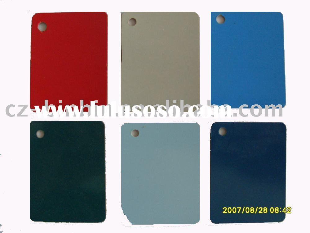 HPL/High Pressure Laminate board