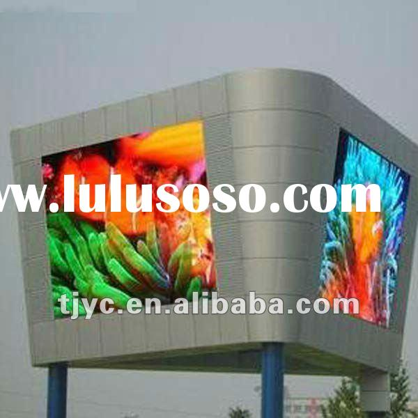 High Power P16 outdoor full color led display