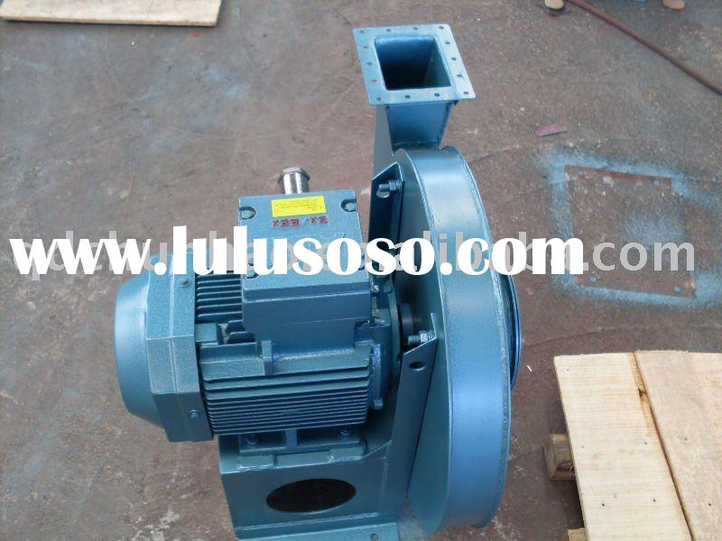High-pressure air blower