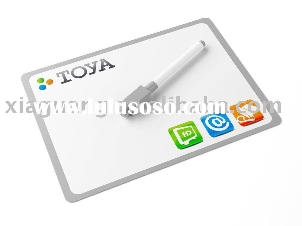 Hot Sell Dry Erase Board with Marker