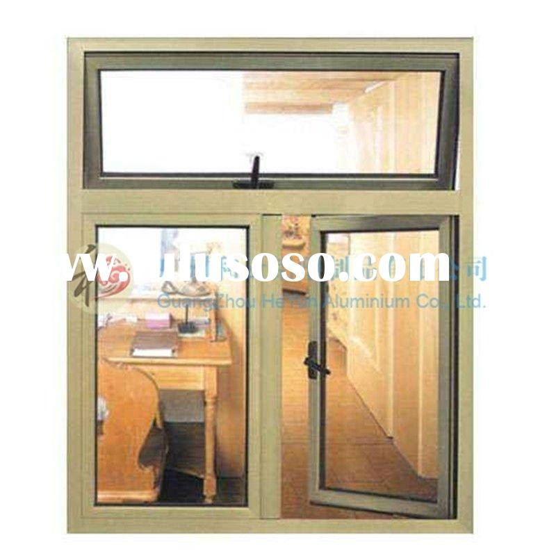 Hot sale aluminium casement windows aluminium residential for Residential windows for sale