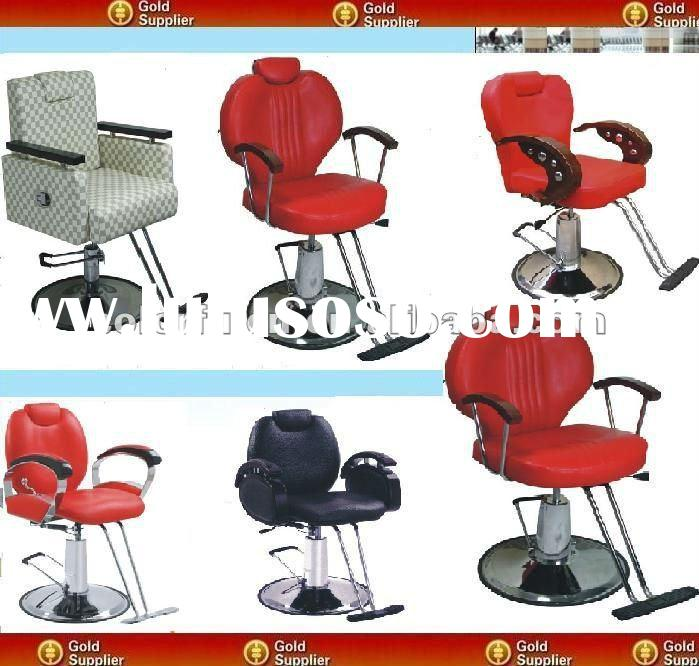 Hydraulic Oil Modern Salon Barber Hair Chair 0209