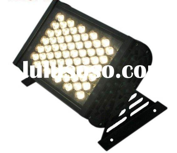 LED outdoor Flood lightHigh power CREE chip DMX512 control RGB color changing