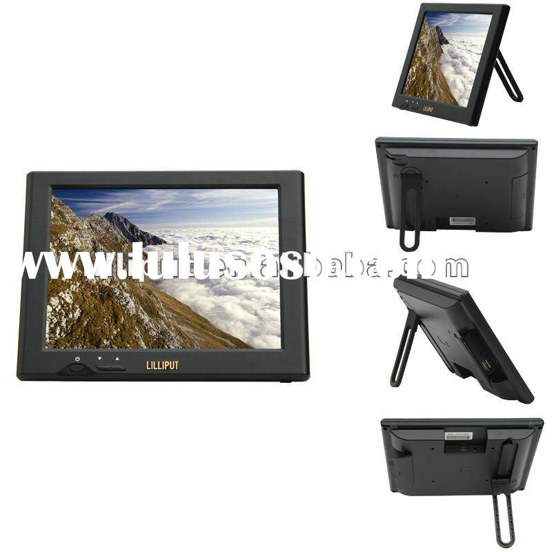 """Lilliput 8"""" USB Monitor with 4-wire resistive touch screen. UM-80/C/T"""
