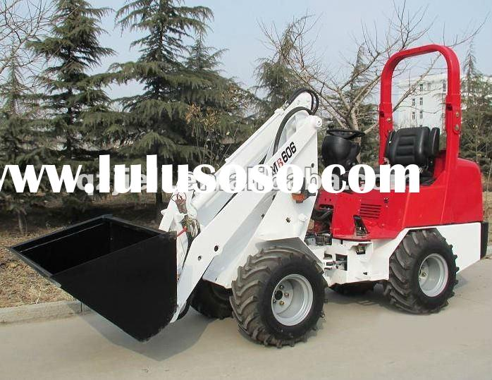 Compact Garden Tractor With Front End Loader And Backhoe Excavator For Sale Price China